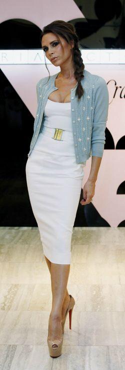 Cool Victoria Beckham
