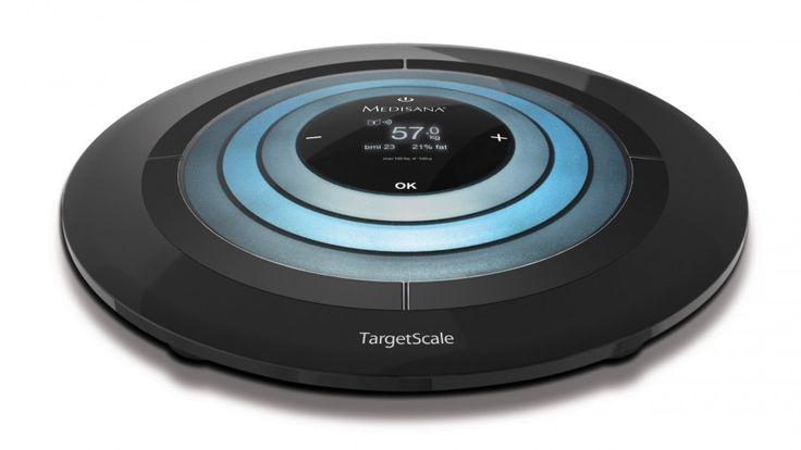 Medisana Targetscale: Ζυγαριά στην οποία δεν χορταίνεις να ανεβαίνεις
