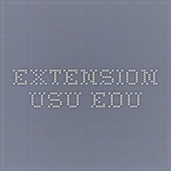 Homemade non toxic household cleaners extension.usu.edu