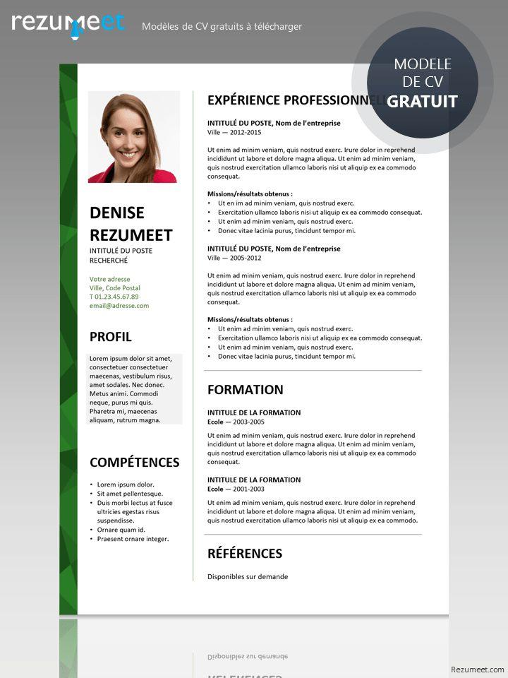 Beliebt 10 best Resume / CV for PowerPoint images on Pinterest | Resume cv  XG87