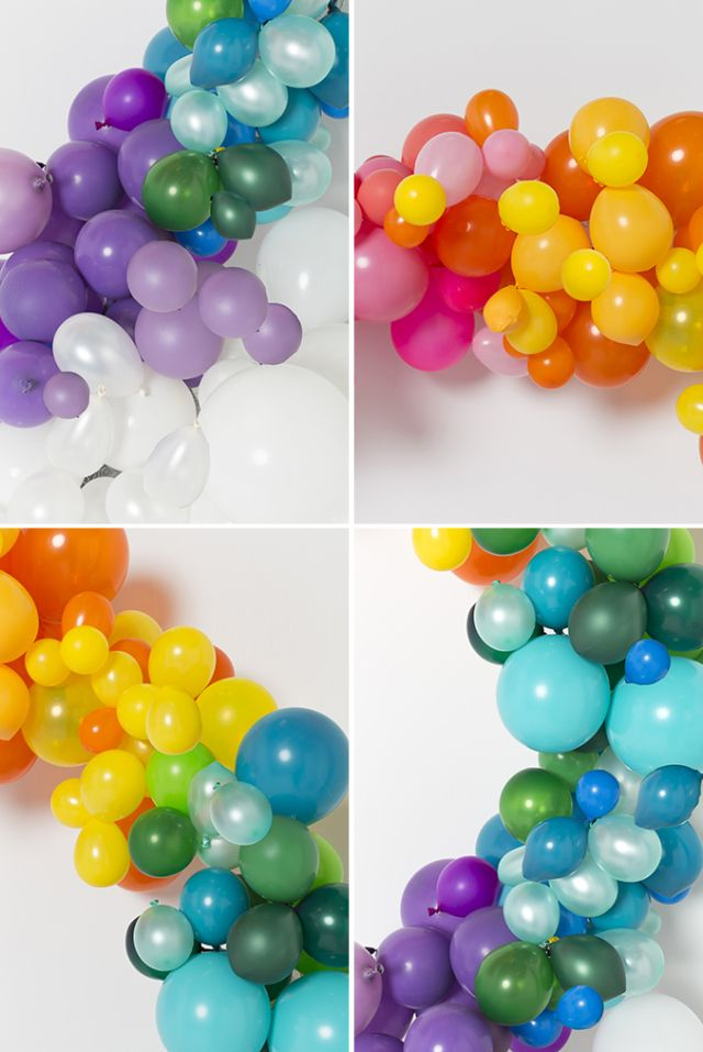 The 461 best Balloons & Back Drops images on Pinterest | Birthdays ...