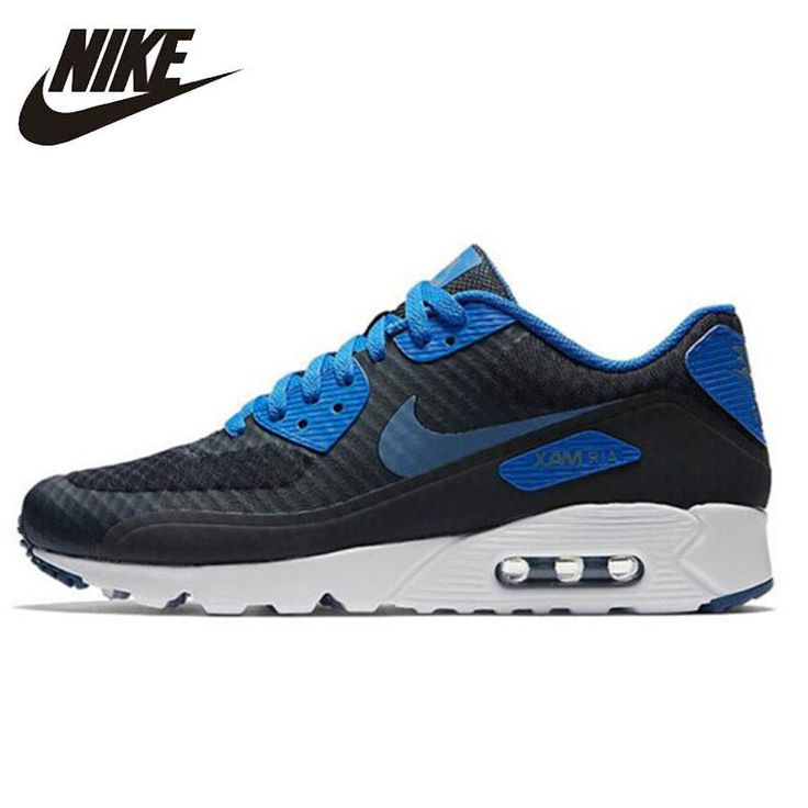 NIKE Original 2017 New Arrival AIR MAX Men's or Women's Running Shoes Breathable Outdoor Comfortable Sneakers.