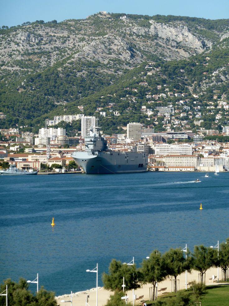 Port de Toulon, Var, France (sept. 2013) - by Marie J