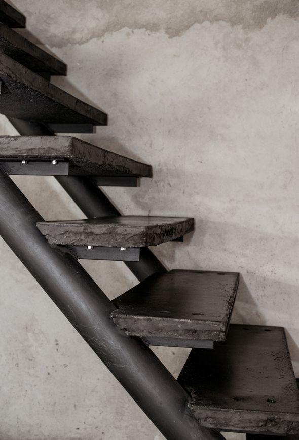 En moderne bolig i beton | Mad & Bolig