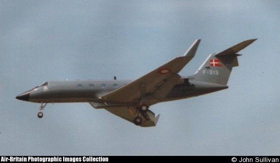 Grumman G-1159A Gulfstream III, F-313, Royal Danish Air Force