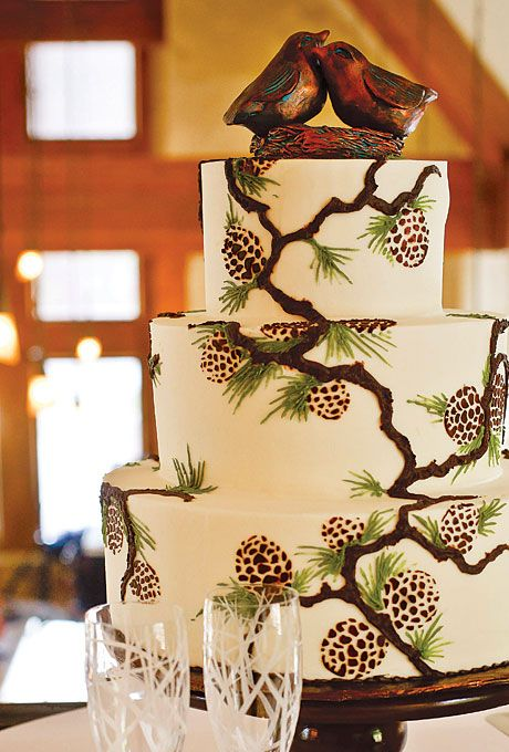 Wedding Cakes Decatur Il. Another Version Of Pillows Wedding Cake ...