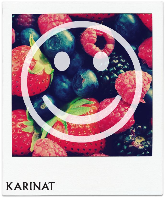 Frutos rojos, berrys, healthy, saludable, smile, happy, feliz, sonrrisa!