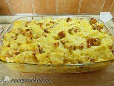 Csirkés csusza recept   Receptneked.hu (olcso-receptek.hu) - A legjobb képes receptek egyhelyen