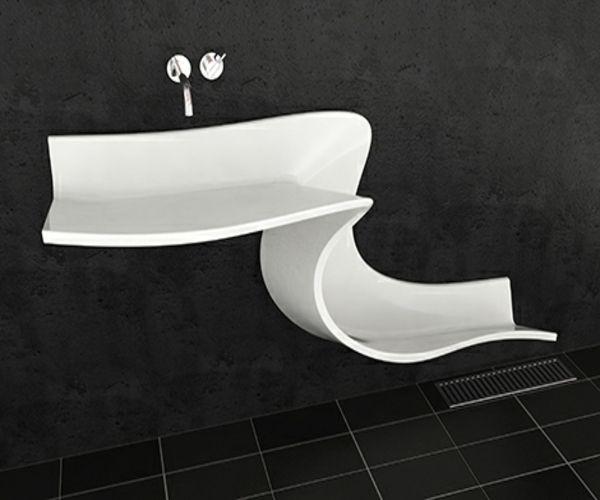 17 best ideas about waschbecken schwarz on pinterest. Black Bedroom Furniture Sets. Home Design Ideas