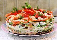 Новый салат будут готовить все в 2018