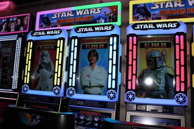 "Star Wars Game Slots! "" I am your father Luke.""     #StarWars #DarkVader #Gaming      Maryland Live! #Casino Opening A Huge Success http://edwardsandhill.com/blog/office-furniture/maryland-live-casino-opening-a-huge-success/"
