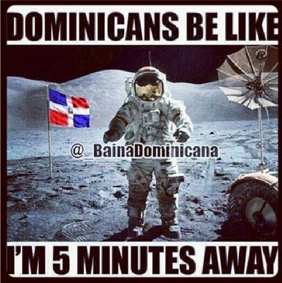 This must be where i get it from.................Dominican be like...