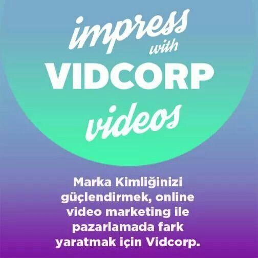 Yeni sezonda da Vidcorp'la pazarlamada fark yaratin!
