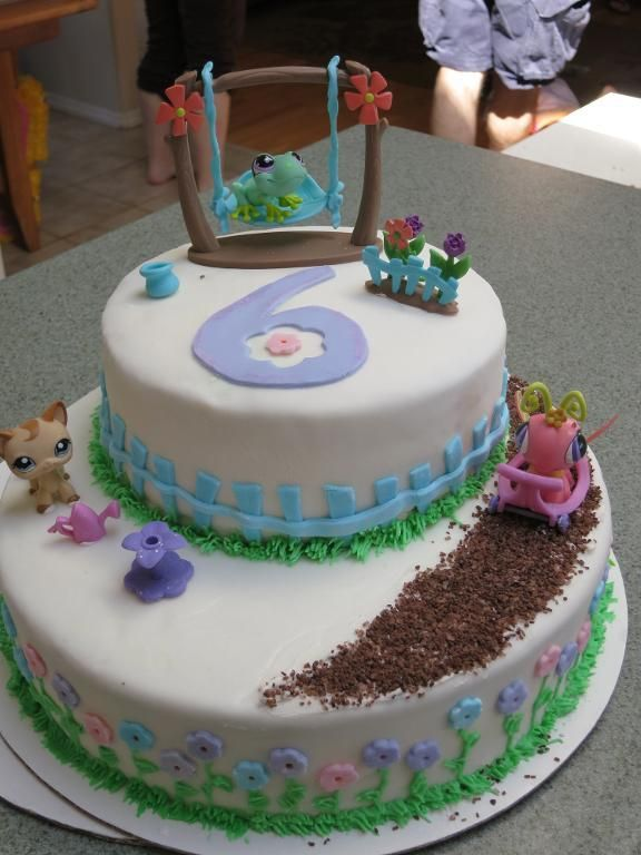 Petshop Cake