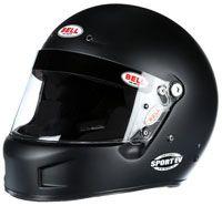 Pegasus Part No. BE167-S15 - Bell Sport EV Helmet, Snell SA2015
