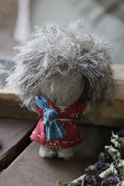 Домовенок - домовенок,для дома,оригинальный подарок,народная кукла,тряпичная кукла