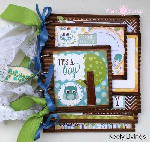Keely Yowler Created This Amazing Baby Boy Album It S All About