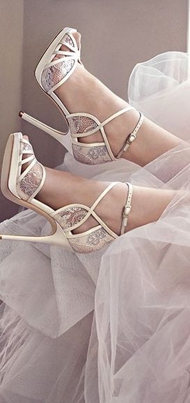 Jimmy Choo Bridal 2016 via @jena1125. #JimmyChoo #bridal