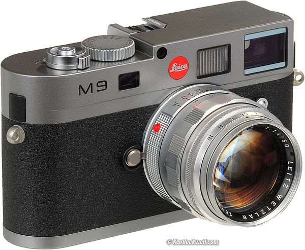 The World's Best Digital Camera LEICA M9 http://www.kenrockwell.com/leica/m9.htm