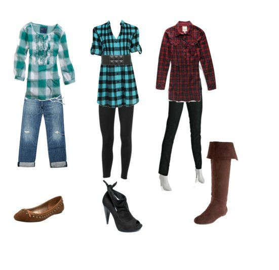 macy's back to school trends | Back To School Fashion Trend: The Plaid Shirt