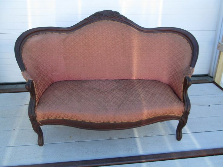 Cpuch Loveseat And Chair