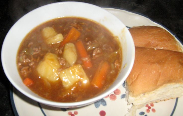 There are a number of recipes here to make with ground beef and mince steak: Recipe for Mince Stew  How to Cook a Ground Beef Dinner. #recipes