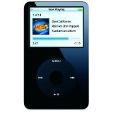 Apple 80 GB iPod AAC/MP3 Video Player Black (5.5 Generation) (Electronics)By Apple