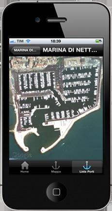 My Harbours Italy su iTunes Appstore !