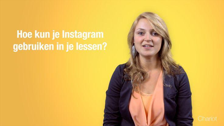 Hoe kun je Instagram gebruiken in je lessen?
