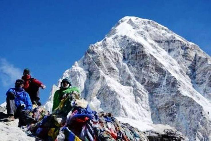 Mendaki Gunung Everest