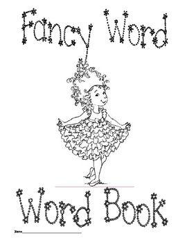 45 best Fancy Nancy Books/Vocabulary images on Pinterest