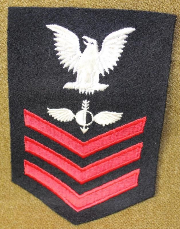 usn aerographer patch | navy u s navy usn 1st class po aviation aerographer rate patch $ 5 ...