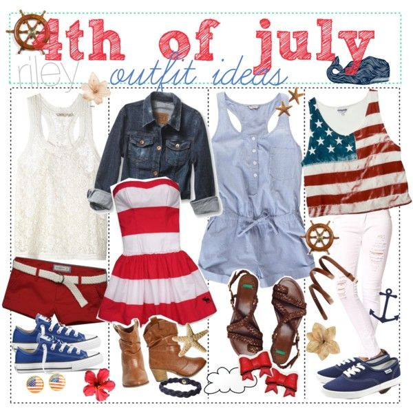 4th of july outfit ideas : ] - Polyvore