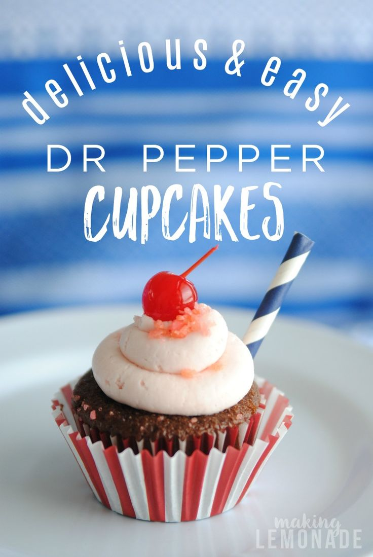 Dr Pepper Plus Cake Mix