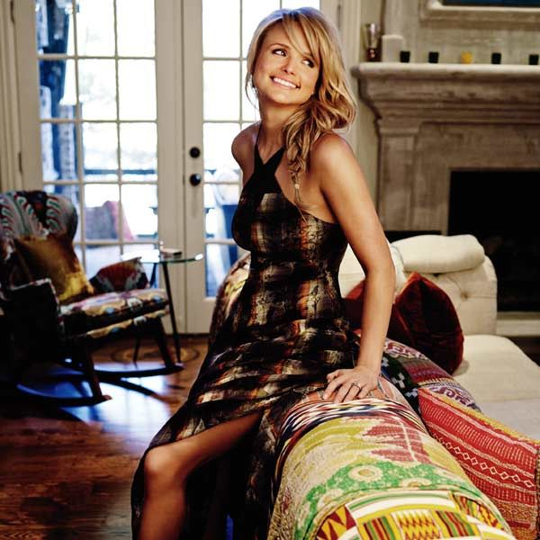 Miranda Lambert's No-Plan Method for Losing Weight  - Photo by: Jeff Lipsky http://www.womenshealthmag.com/life/miranda-lambert