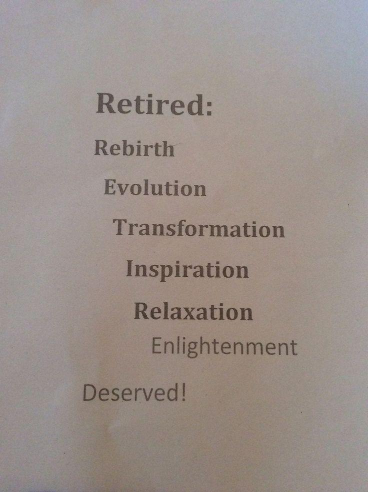 Retirement card sentiment 22 best Appreciation at
