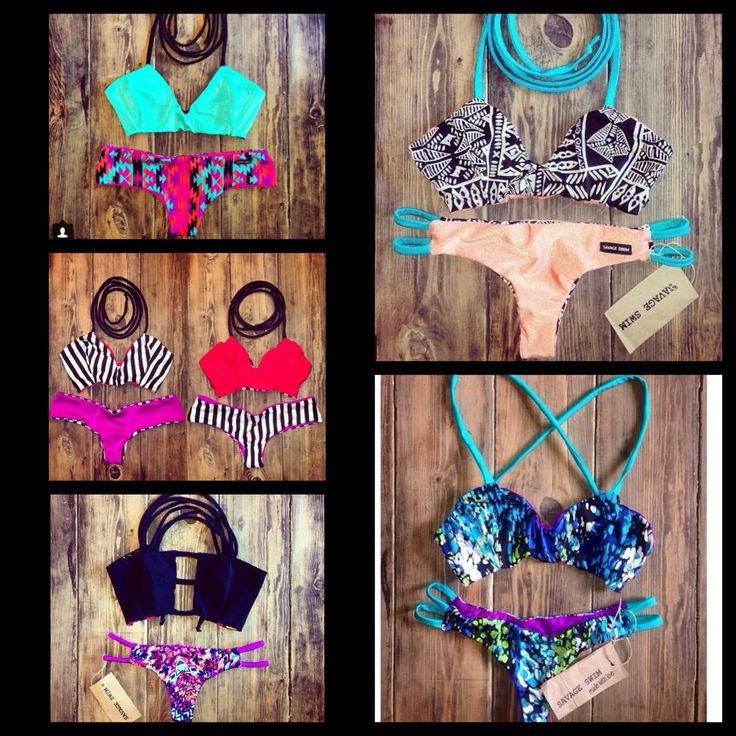 My friend recently started her own Cheeky Swimsuit Company! Follow Savage Swim on Instagram and order your customized SavageSwim at Www.savageswim.com locally made in Florida! Pick your colors/prints. Choose your styles. Reversible! Two in one!