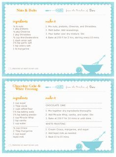 9 best recipe cards images on pinterest printable recipe cards recipe card template maxwellsz