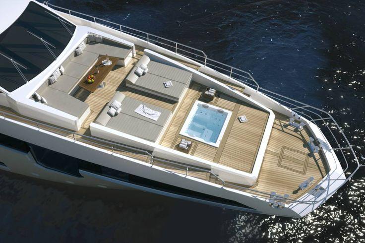 Azimut Grande 35 METRI | Azimut Yachts official | Luxury yacht sales