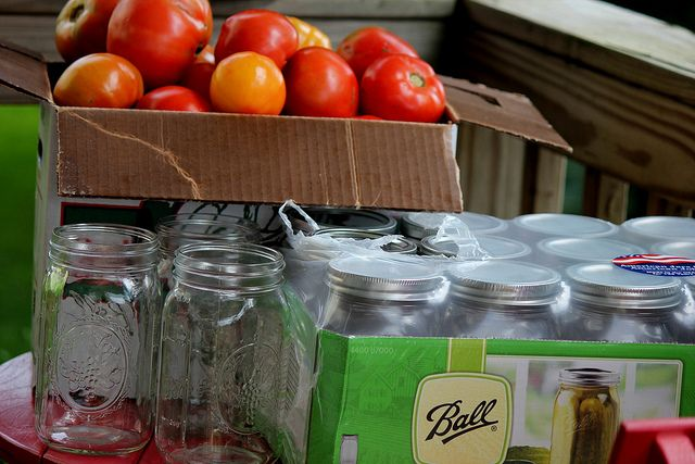 Great canning blog with lots of recipes