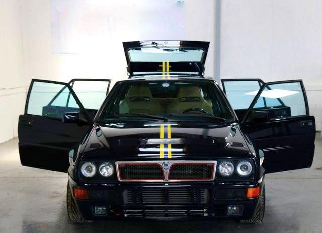 Lancia Delta HF Integrale Evoluzione II