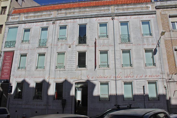 Casa de Fernando Pessoa