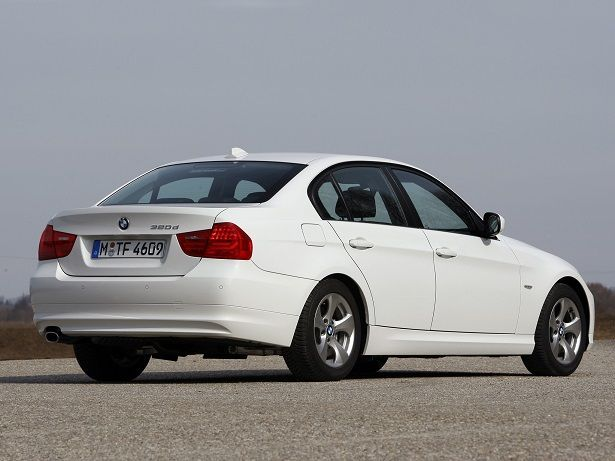 A Quick Guide To The BMW E90 320d efficientdynamics