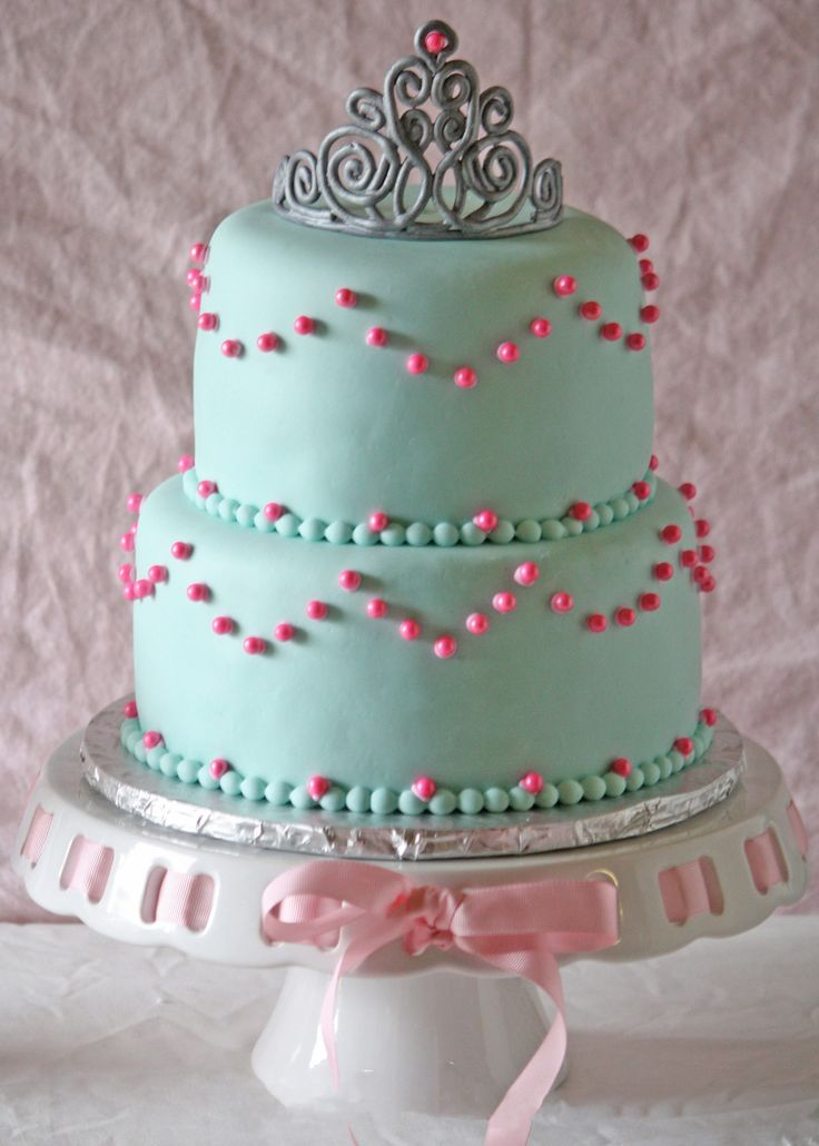 Birthday Cake Images Nice ~ Sugar and spice everything nice that s what these beautiful birthday cakes for girls are
