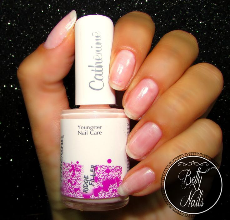 Betty Nails: Catherine Nail Care Line [Review]