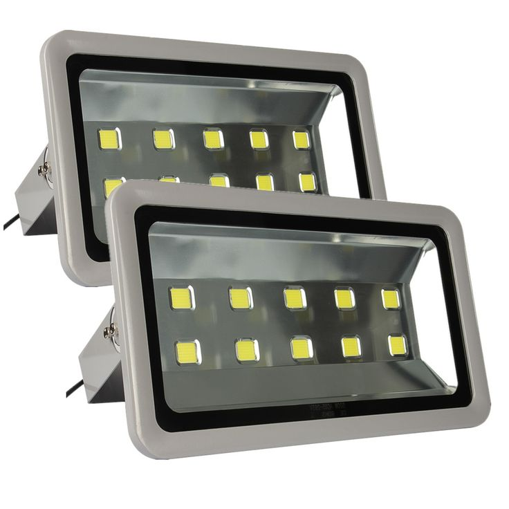1pcs 500W LED Flood light 110V 220V Warm White Cool White Waterproof Spotlight Projection lamp Home Garden Outside light