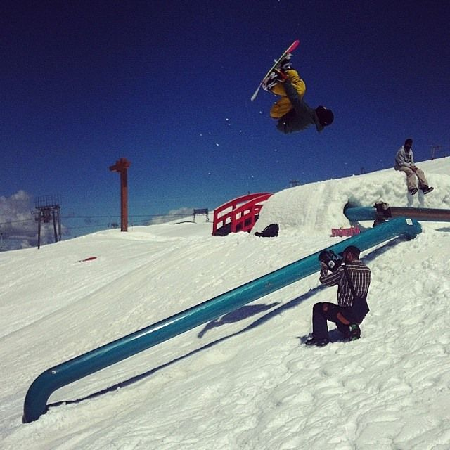 El Gambero loco!!!! Wolly to backflip!!! You gotta be kidding me! #funky #snowboard #snowboarding #backflip