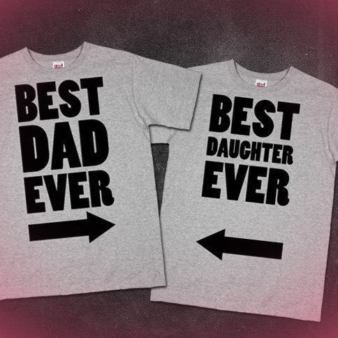 Best Dad And Daughter Shirts For Fathers Day ($23)