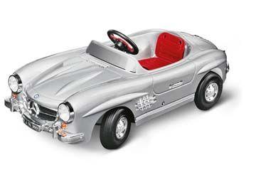 Art. B66045717. Mercedes-Benz 300 SL, coche infantil de pedales.