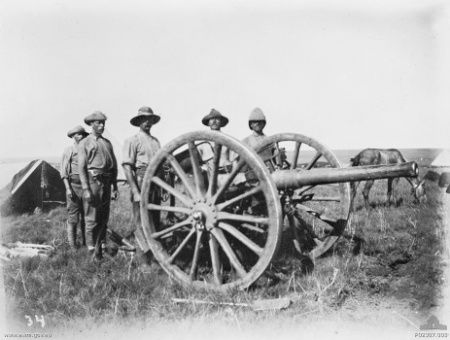 Image from BOER wars